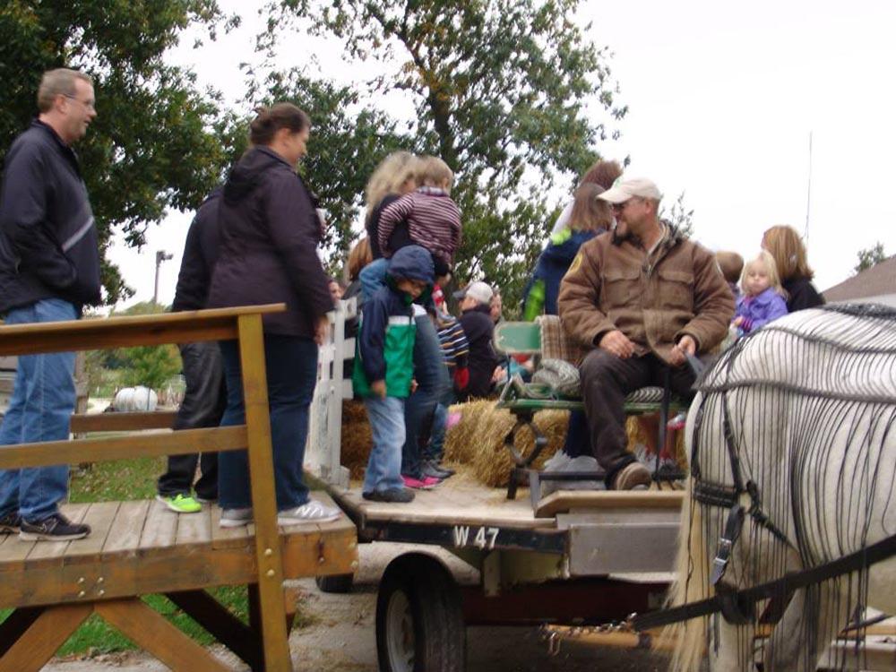 ENNC - Family Hayride at Danada