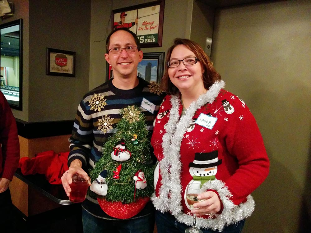 ENNC - Ugly Sweater Party 2013
